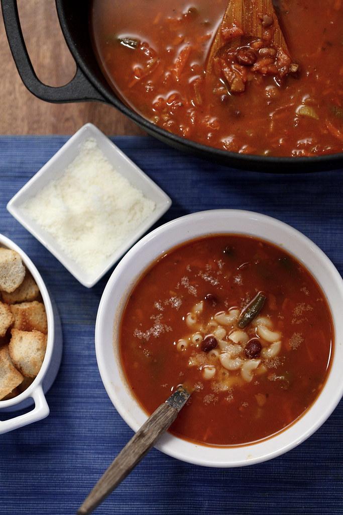 Суп по-сезону