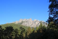 Castle Crags of Granite