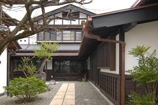 宮本荘 秩父西谷津温泉 (MIYAMOTOSOU 200 years Farmers mansion) - JAPAN