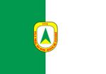 Bandeira da cidade de Cuiabá - MT