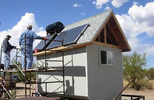 NIFA Grant Brings Power of the Sun to Remote Arizona