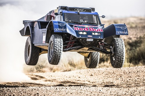 Carlos Sainz Dakar 2013