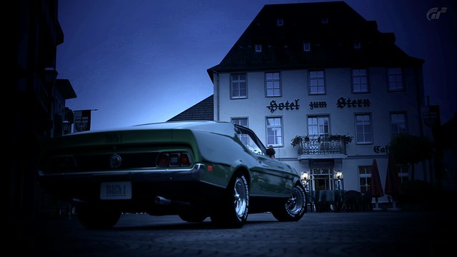 1971 Ford Mustang Mach 1 11212014703_c090f3aa21_z