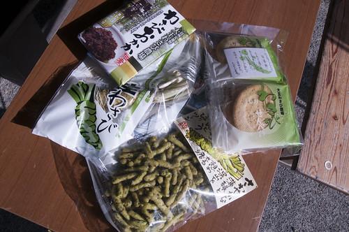 Productos de Wasabi