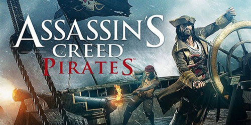 Assassin's Creed Pirates is now out - launch trailer