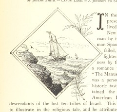 """British Library digitised image from page 265 of """"Zigzag Journeys in the Occident. The Atlantic to the Pacific ... Fully illustrated"""""""