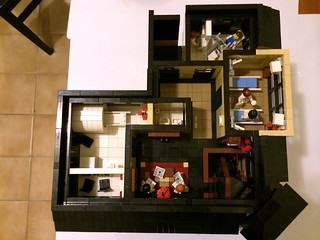 Third floor - Modular Lego Hospital / Outpatient Facility