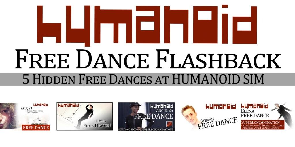 HUMANOID_FreeDance_FLashback