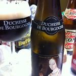 ベルギービール大好き!!ベルギービール大好き!!デュシェス・ド・ブルゴーニュDuchesse De Bourgogne