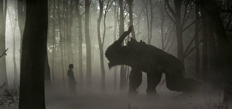 Белоснежка и охотник лес