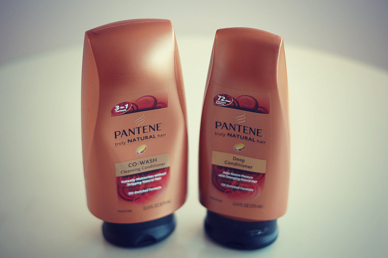Pantene Co-Wash & Deep Conditioner