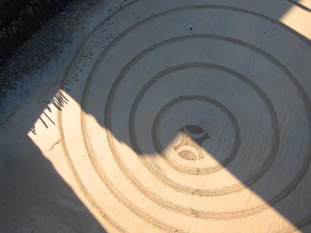 session KAP de Sand Art à Saint Malo 11453536344_af8280a37a_z