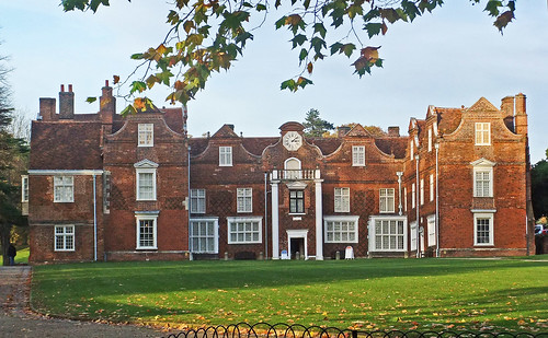 Christchurch Mansion, Ipswich