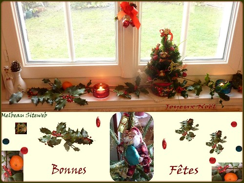 Bonnes fêtes & Joyeux Noël