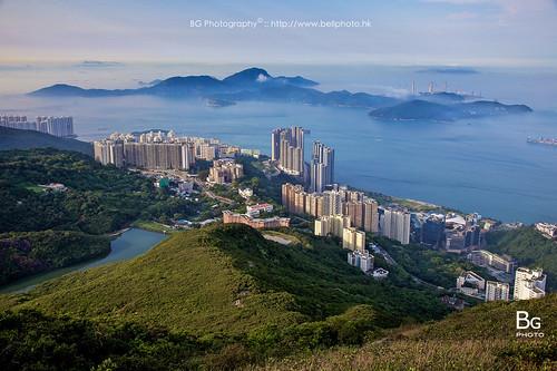 morning hk fog clouds sunrise landscape hongkong day peak 香港 begin 風景 hongkongisland victoriahabour 太平山 雲海 晨曦 日出 維港 維多利亞港 霧 500px lugard
