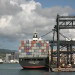 Cargo ship, Oahu