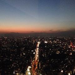 六本木ヒルズ 東京シティビュー