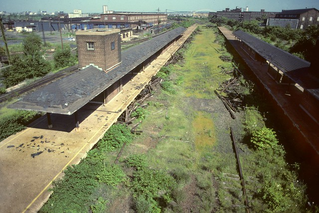 Abandoned Railroad Station 4