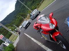 MV Agusta Factory Club 2009 Cote d'Azur 048