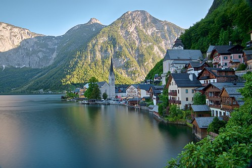Hallstatt & Mountains