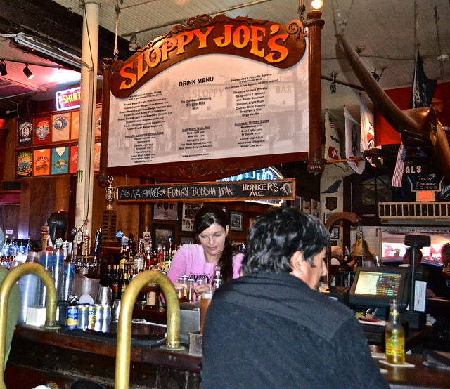 Key West, Florida- Sloppy Joe's - bar