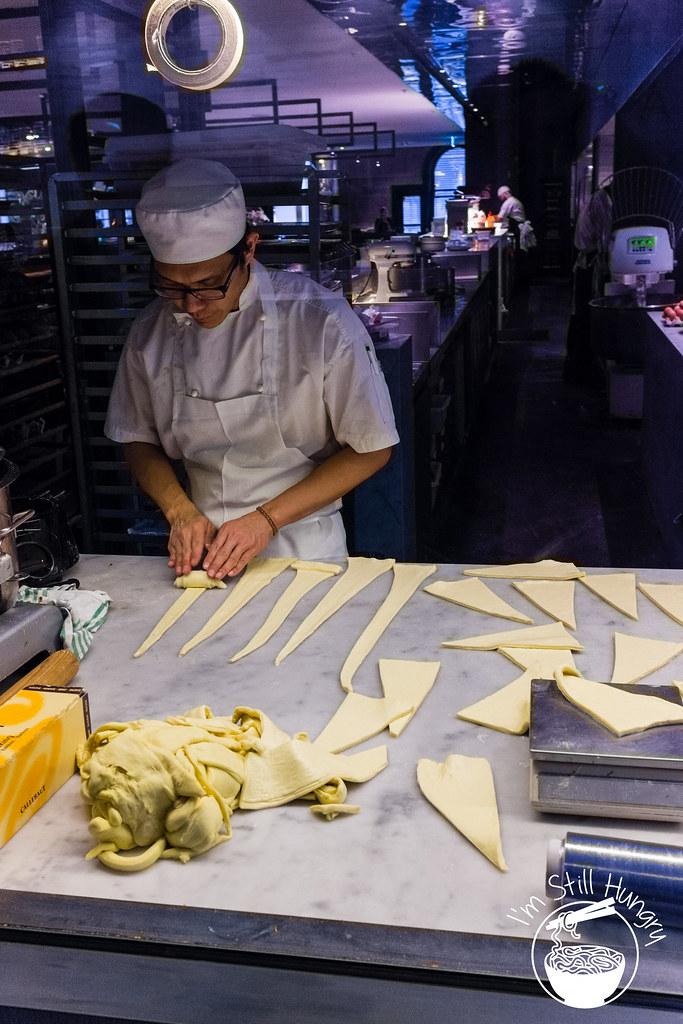 Jones the grocer pastry preparation