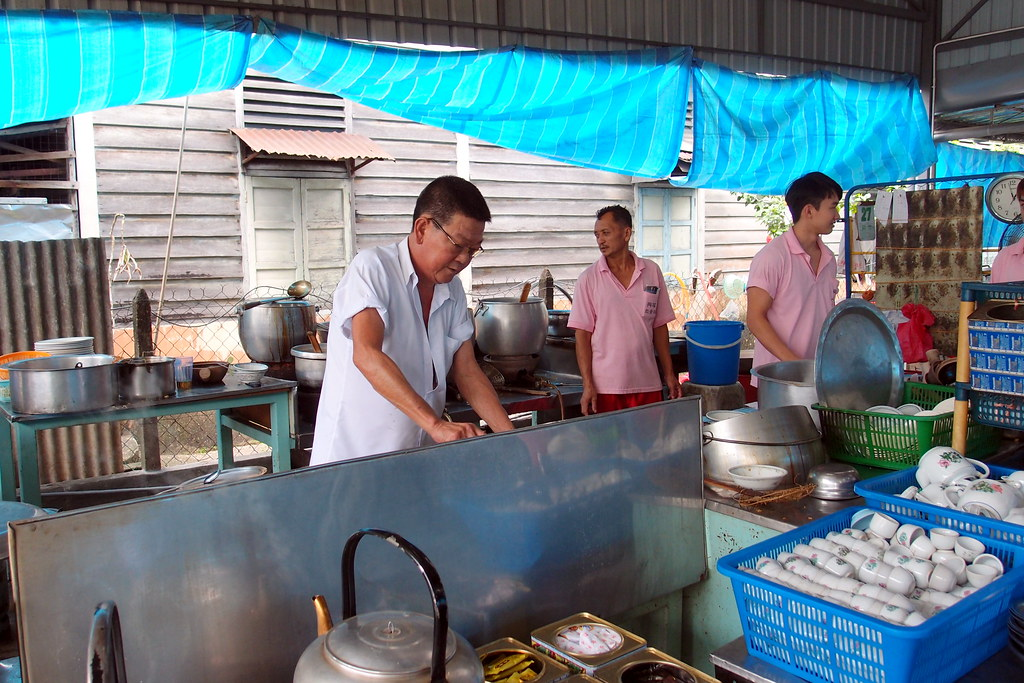 JB Food Trail part 2: KEDAI BAK KUT TEH HIN HOCK (兴福肉骨茶)