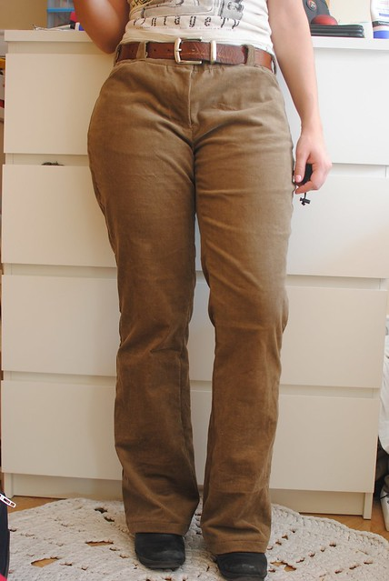 Corduroy Thurlow Trowsers