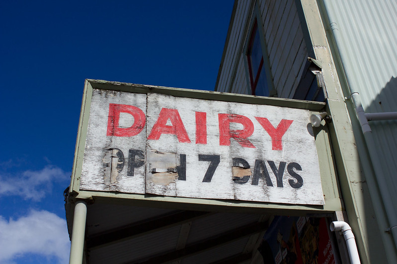 Saturday, December 7: DAIRY
