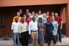 Mission Team in Lusaka