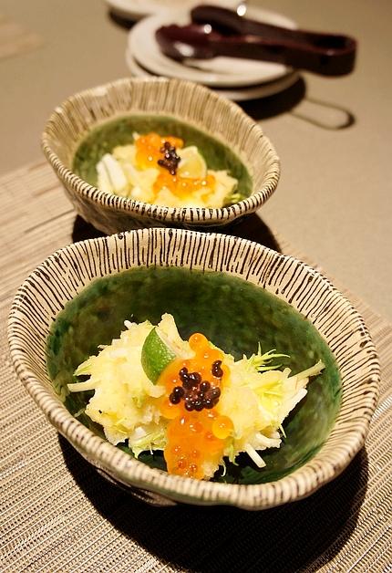橫手溫泉旅館美食11