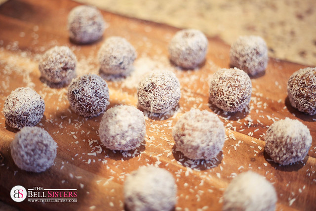 Coconut Balls - Day 220/365