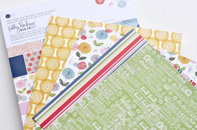 CTK Feb kits 6x6 paper pad Kasia 1