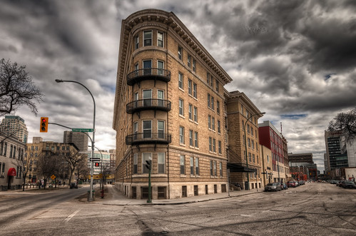 Ambassador Apartments (Breadalbane Block), Winnipeg