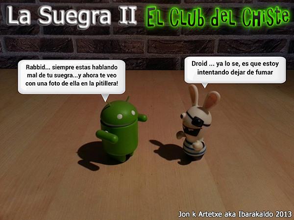 La Suegra II