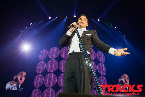 Robbie Williams @ Hallenstadion - Zurich
