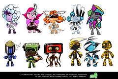 LittleBigPlanet 2 Concept Art