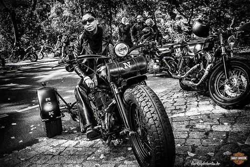 Harley Davidson Classic Bike Berlin