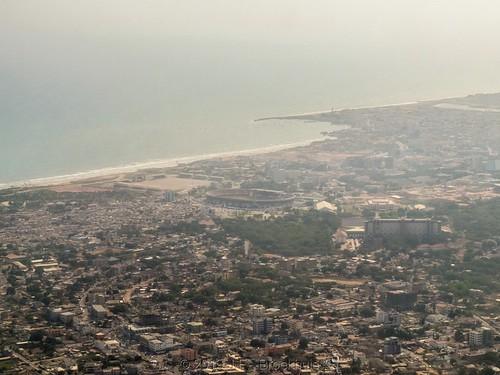 africa landscape ghana accra nationalstadium blackstarsquare