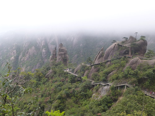 Jiangxi-Sanqing Shan-1 sentier de l'est (46)