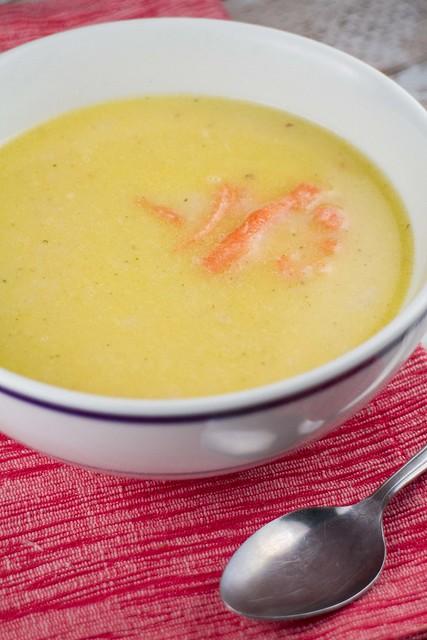 Royal Cheddar Cheese Soup_2