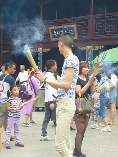 Shanghai-Jardin Yuyuan (21)