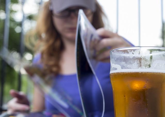 Beer & Laura