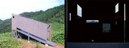 絵画のための見晴らし小屋