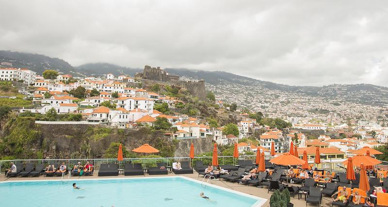Hotel Four Views Baia - Funchal cityscape, Madeira