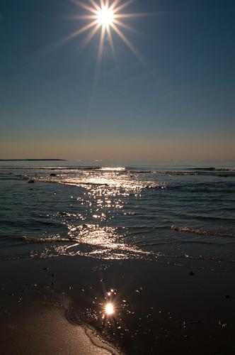 summer sun reflections maine newengland wells coastal drakesisland wellsme