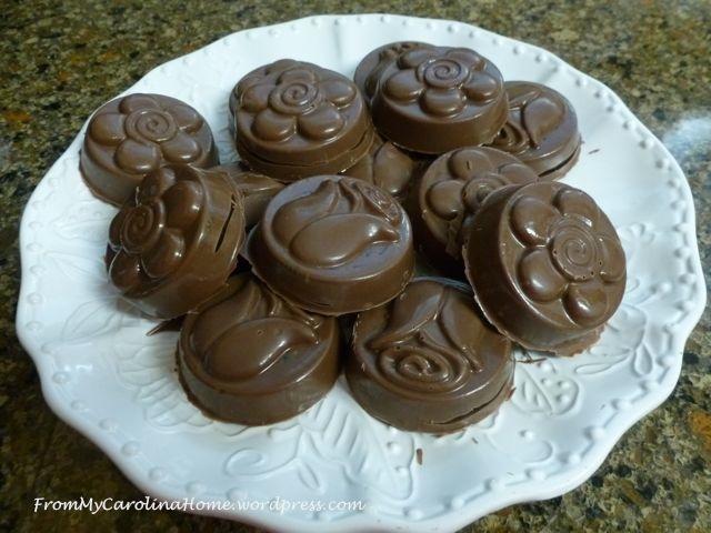 Chocolate Covered Oreos 17