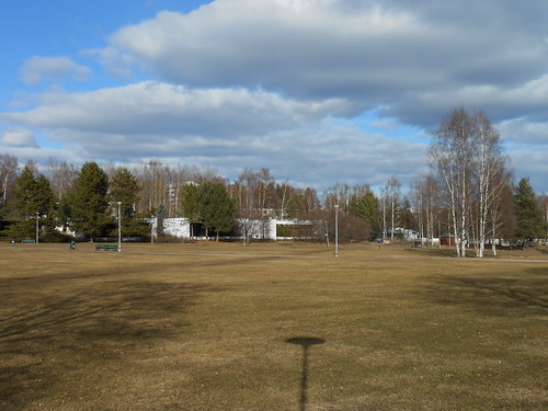 Nurminäkymä, Pohjois-Tapiola Espoo 31.3.2014