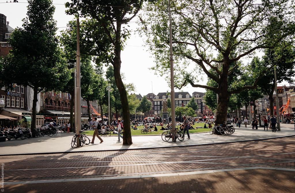 Amsterdam, Rembrandtplein