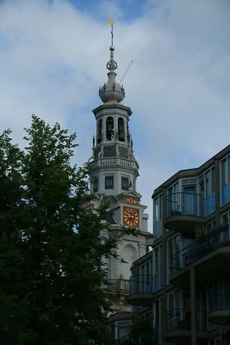Crociera lungo i canali: la Zuidekerk
